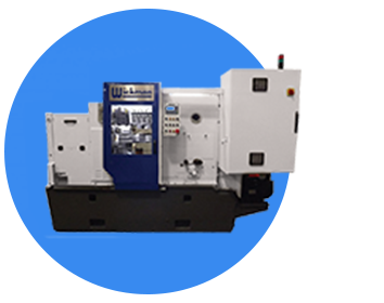 Wickman Multi-Spindle Automatics